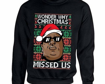 Notorious Sweater Etsy