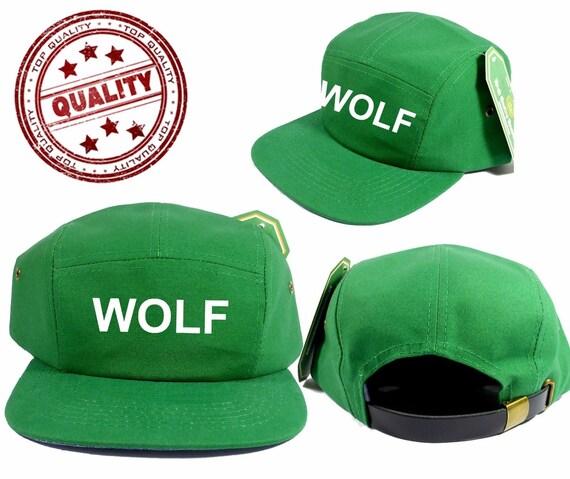 3e618ed381f Wolf 5 Panel ODD Future Hat ODD Future CAP Wolf golf Gang