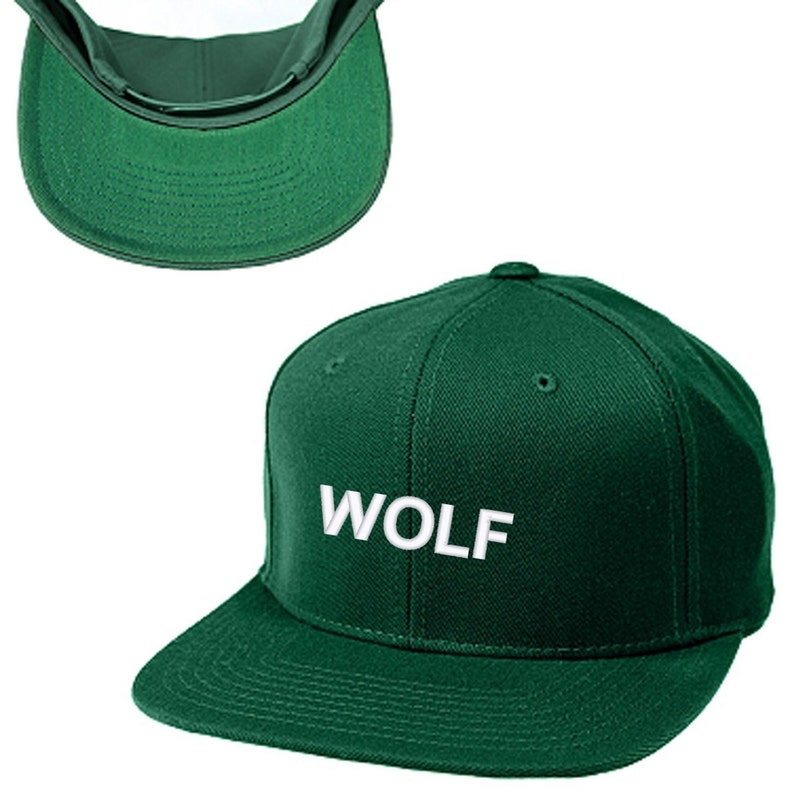 c14001e7d Wolf snapback Odd Future hat Odd Future cap wolf gang tyler THE Creator Hat  CAP limited time only
