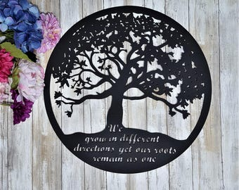 Tree Of Life Wall Art Etsy