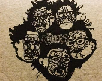 The Rakers Faces Shirt