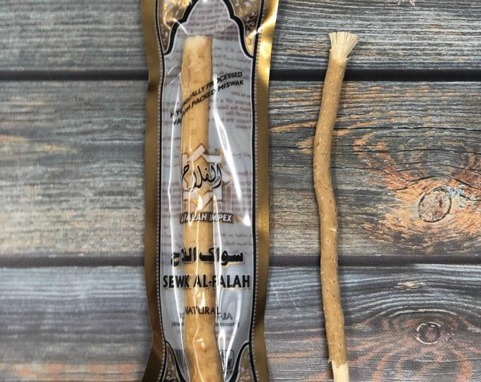 Miswak Toothbrush Peelu Root