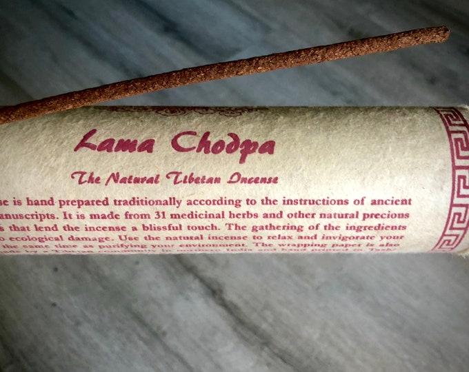 Sacred Tibetan Incense Lama Chodpa 4 Varieties