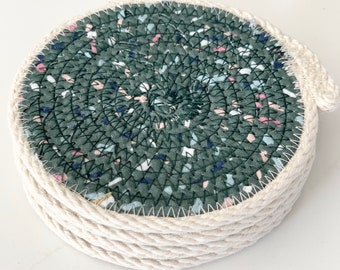 Set of 4 - Confetti Coasters