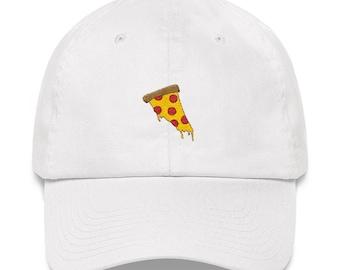melting pizza dad hat d9aa495bd8d9