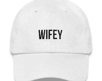 c199109bf688f wifey baseball hat