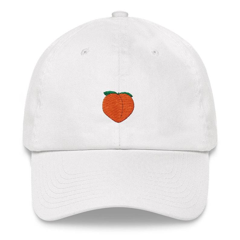 e8fd615973200 Peachy hat dad hat peach dad hat peach peach emoji peach