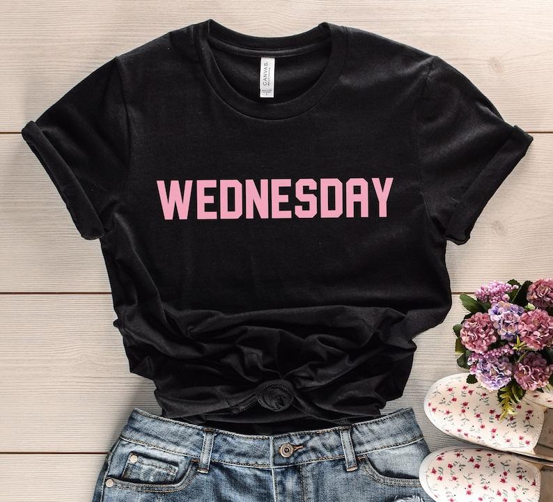 5dd7c86d On wednesdays we wear pink mean girls shirt mean girls | Etsy
