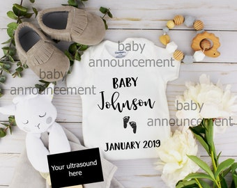Personalized Social Media Announcement