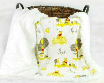 Boy Girl Baby Blankets / Personalized Baby Balnket