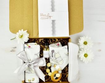 Gender Neutral Baby Shower Gift Set