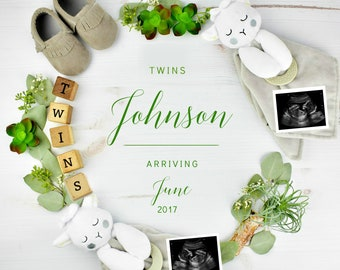 Twins Digital Announce