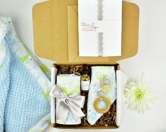 Luxury Boy Baby Shower Gift Set