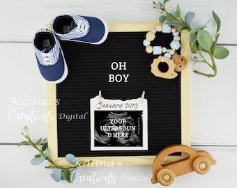 Digital Boy Gender