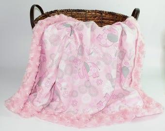 Girl Baby Blankets  - new baby blankets