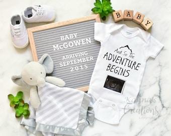 Elephant Pregnancy Announcement for Social Media Announce