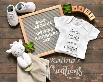 Gender Neutral Pregnancy Announcement - for Social Media Announce