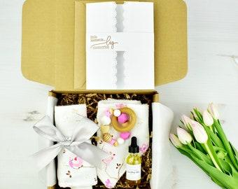 Girl Theme Baby Shower Gift Set