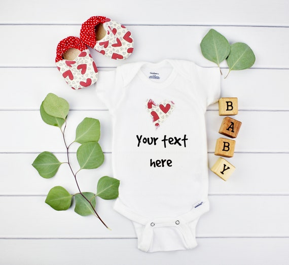 Valentines Pregnancy Announcement Bodysuit for Grandparents - Ready to ship