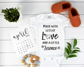 IVF Onesie Collection