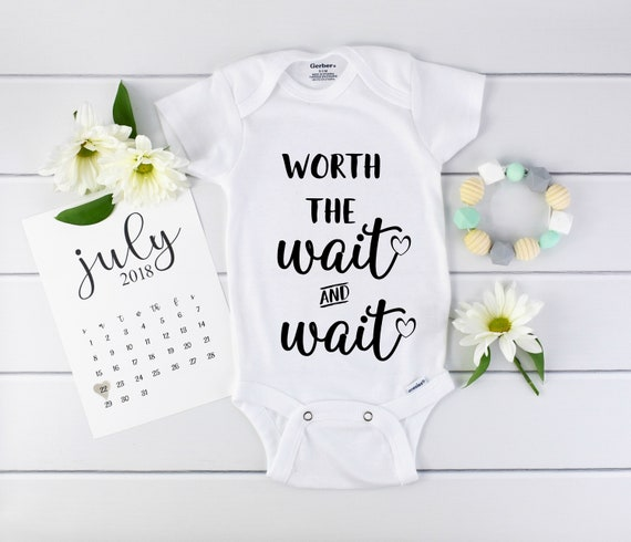 Worth The Wait Pregnancy Reveal for New Parents