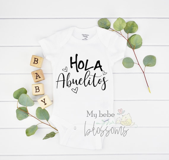 Grandparent Pregnancy Announcement Bodysuit