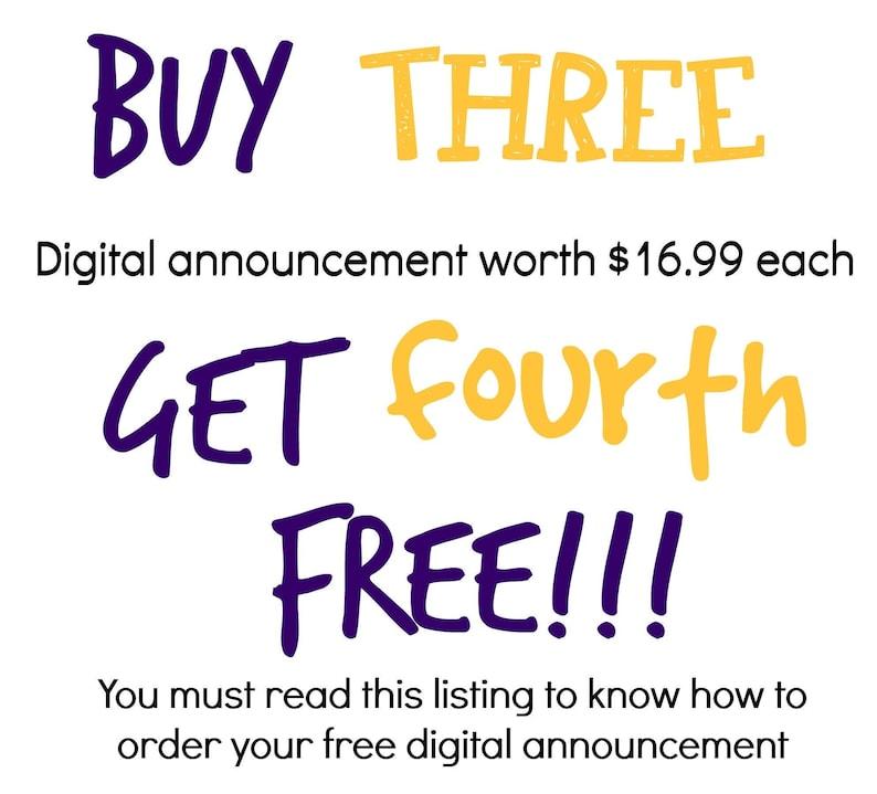 Buy 3 Get Fourth Free  Read Listing image 0