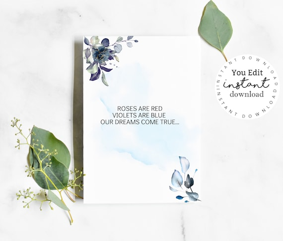 Pregnancy Announcement Card- You Print- KC35