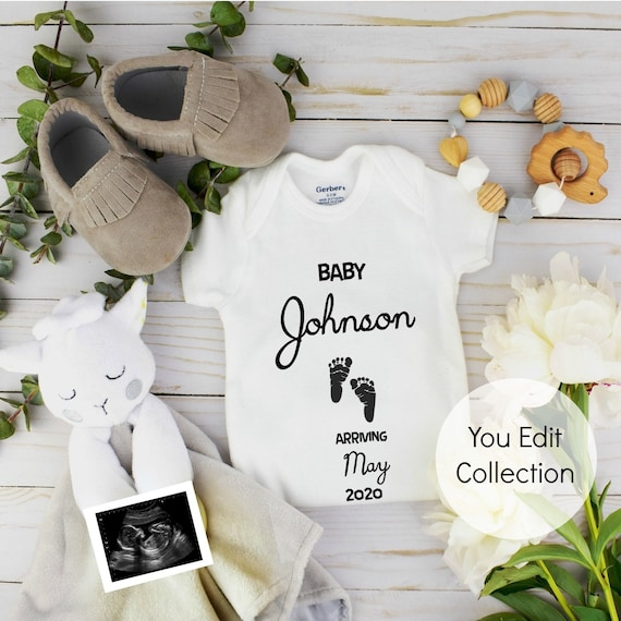 Pregnancy Template You Edit Instant Download