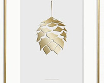 24k Gold Tree 004 -GIFT BOX