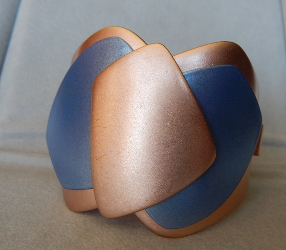 "MONET Cuff Bracelet ""All That Jazz"" Collection - B"