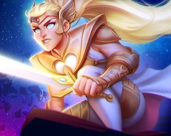 She-Ra and the Princesses of Power - Art Print