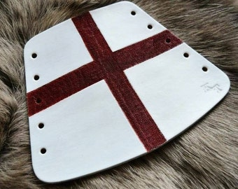 St Georges Flag Arrow Wraps 13pk England Flag Archery Arrow Wraps