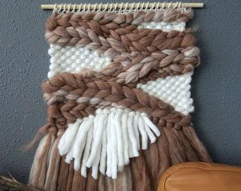 Style EIGHT | Neutral woven wall art, boho