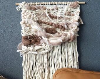 Style THREE | Neutral woven wall art, boho