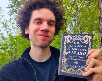 You Are A Great And Powerful Wizard - motivational fun to uplift your life and change the world