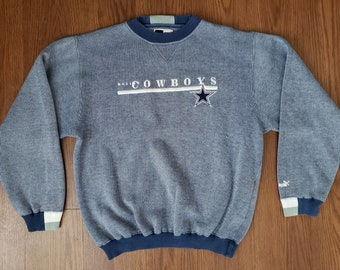 Vintage Dallas Cowboys Pullover By Puma 73b570342