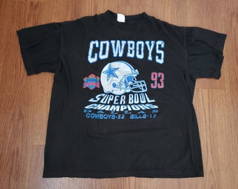 1993 Superbowl Champions Dallas Cowboys Shirt 64681d434