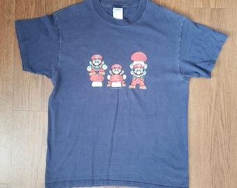 8be67448ac9a Nintendo Super Mario Mushroom Tee