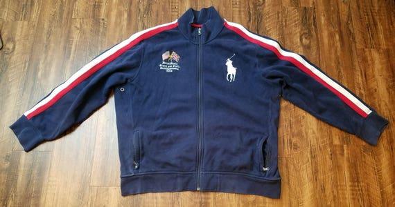Vintage Polo Team USA 1934 Sweater