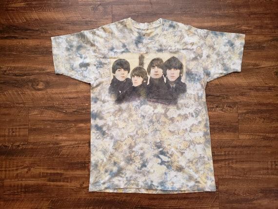 1996 Beatles Tie-Dye Tee