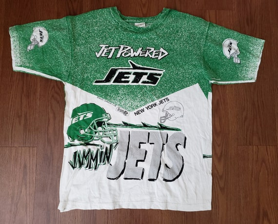 Vintage Magic Johnson New York Jets Football Tee