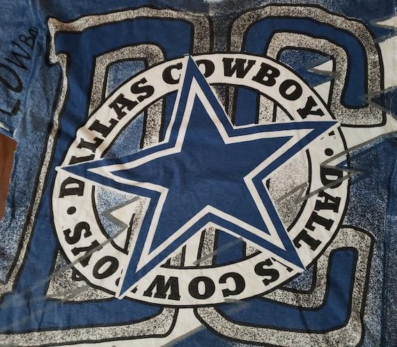 Vintage Magic Johnson Dallas Cowboys Tee - image 2