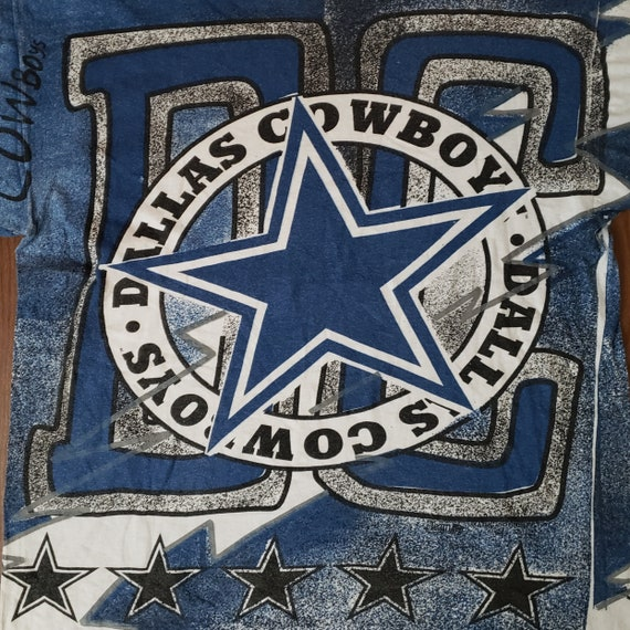 Vintage Magic Johnson Dallas Cowboys Tee - image 5