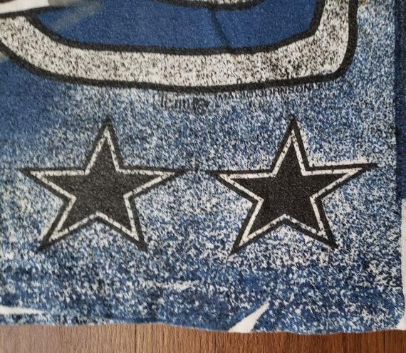 Vintage Magic Johnson Dallas Cowboys Tee - image 4