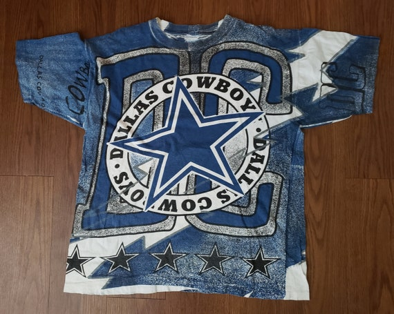 Vintage Magic Johnson Dallas Cowboys Tee