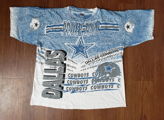 Vintage Magic Johnson Dallas Cowboys NFL Tee