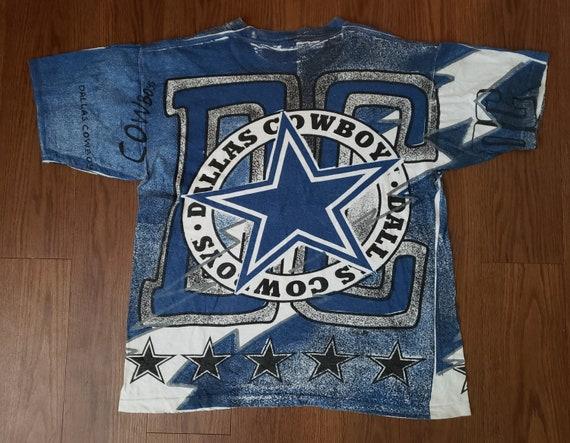 Vintage Magic Johnson Dallas Cowboys Tee - image 6