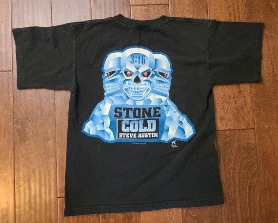 1997 Stone Cold Steve Austin WWF Wrestling Tee