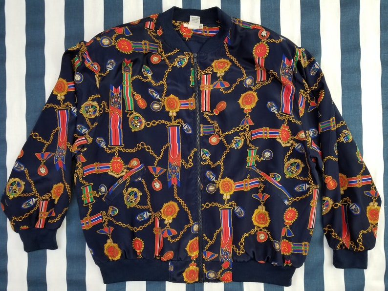 Alfred Dunner Baroque Nautical Light Jacket
